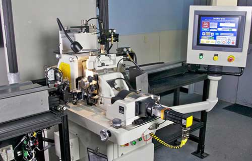 CNC Centerless Grinding machining services at Saturn Industries