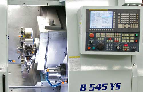 Saturn Industries provides CNC Turning Sevices