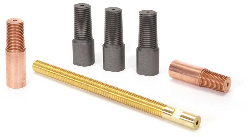 Saturn Industries is a fabricator of tapping electrodes