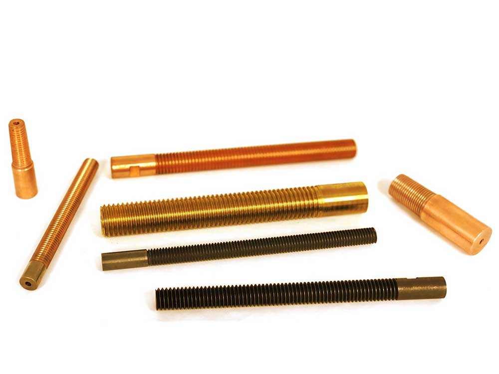 High Quality Tapping Electrodes available at Saturn Industries Hudson NY