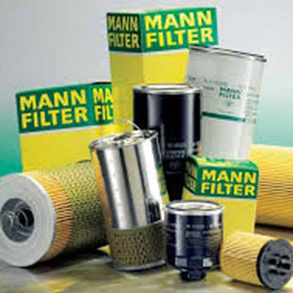 Mann Filters are carried by Saturn Industries of Hudson NY
