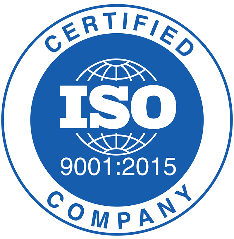 Saturn Industries ISO Certifications is ISO 9001:2015