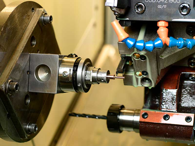 Saturn Industries provides state-of-the-art CNC Turning Sevices