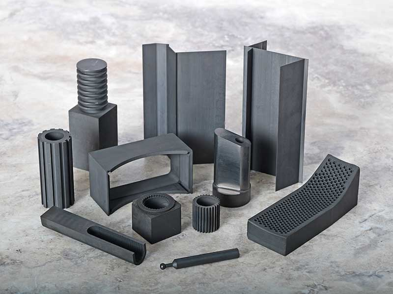 Precision Graphite Electrodes from Saturn Industries of Hudson NY
